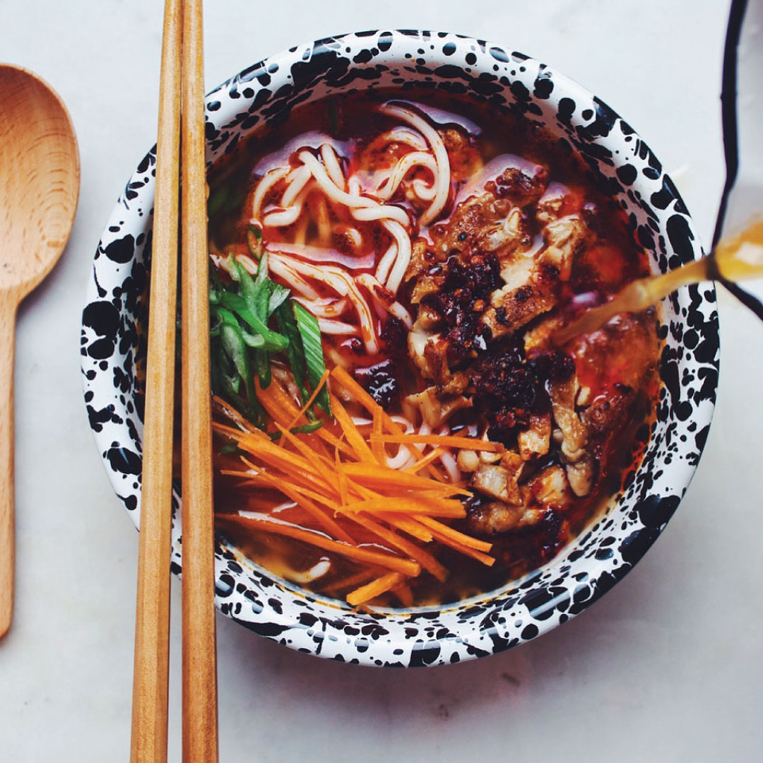 A taste of Korea. Spicy classic ramen from the house of Ottogi made with wheat, are the perfect fix for a quick bite on long days. #TryNow #NewArrival #ForTheLoveOfFood #QuickFix