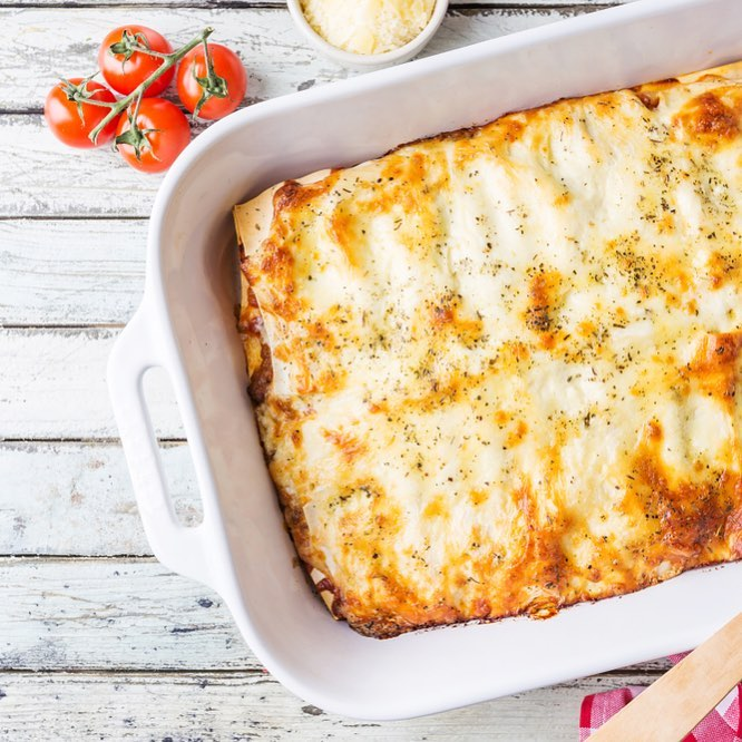 #RecipeOfTheWeek - Here's a one pot meal that will make your weekday dinner feel like a weekend! This Butternut Squash lasagne is gooey, creamy and  light because it's made of squash. Looking for a recipe? Check out our story! #ROTW #ComfyFood #Lasagne #LazyDays #ForTheLoveOfFood #FoodhallIndia