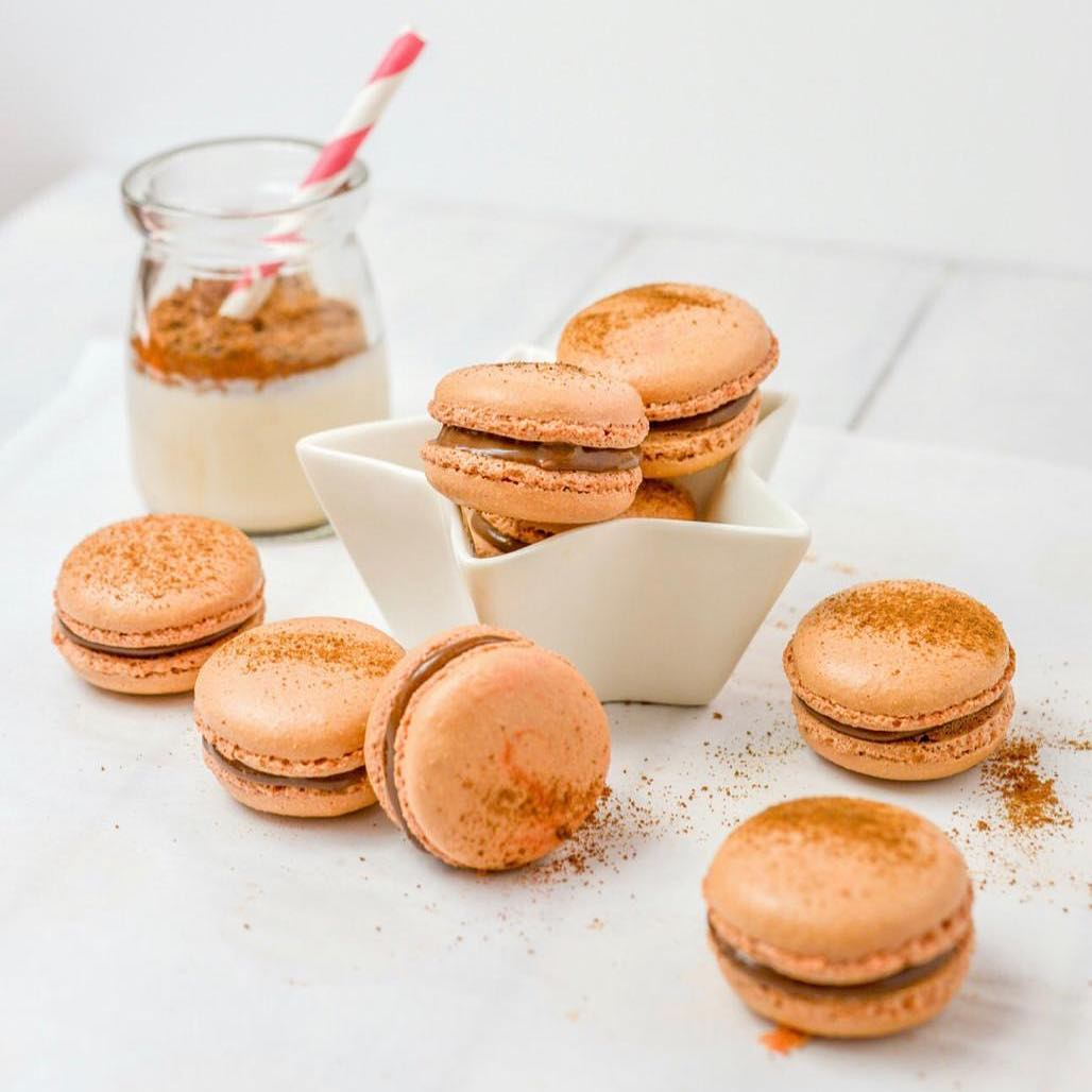 Coffee and macaroons are a match made in heaven. Grab these light as air macaroons from Foodhall today! #WeekendFeels #SwetSomethings #Coffee #Love #ForTheLoveOfFood #FoodhallIndia