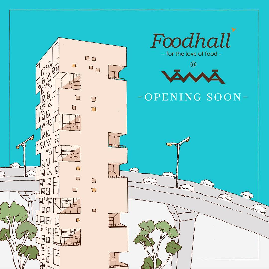A shorter trip, a more fulfilling food journey. The finest foods will soon be closer to you at Vama, Kemps Corner.  #ForTheLoveOfFood #FoodHallIndia #SouthBombay #MumbaiFoodie