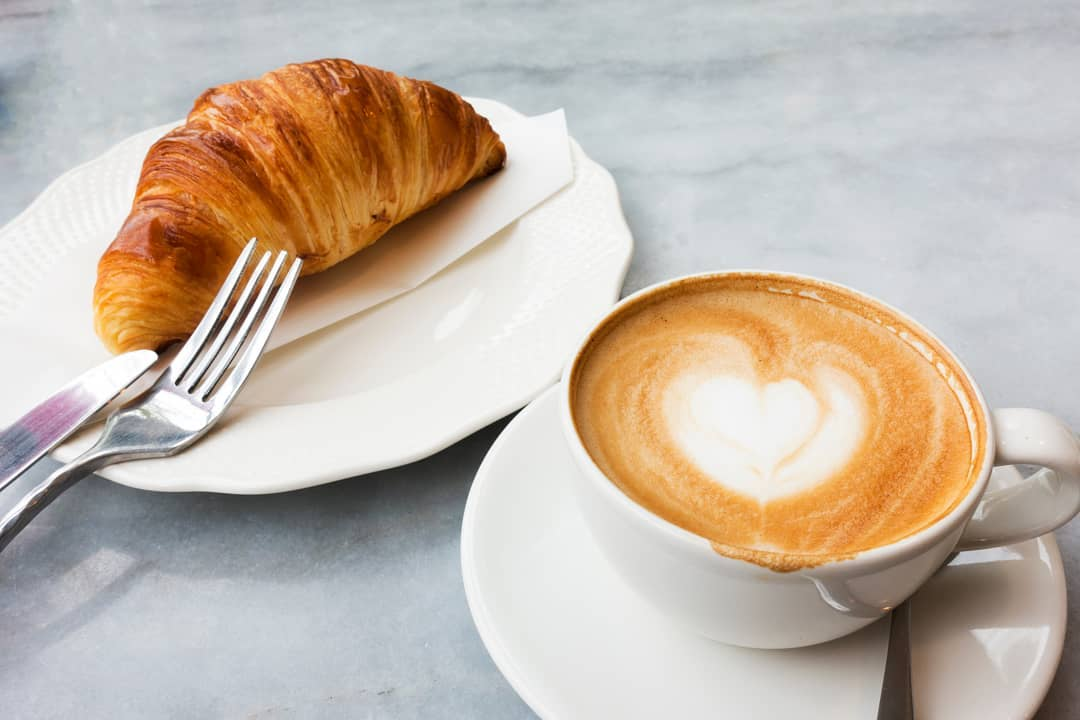 Foodhall,  Foodhallindia, Fortheloveoffood, Coffee, Mondaymornings, Breakfast, Croissant