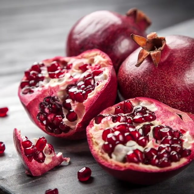 Here's a fun challenge to divert your mind from the sweltering heat – Can you name a savoury dish made using pomegranates as the main ingredient?