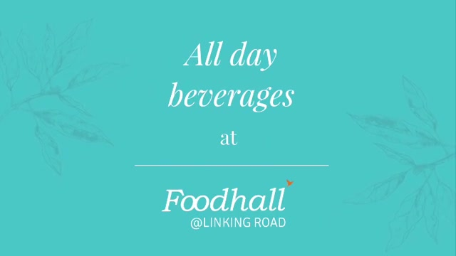 With our premium selection of beverages, you will be spoilt for options. Savour the finest coffees, exclusive tea blends and refreshing juices at Foodhall@Linking Road. #StayHydrated #BetterForYou #TryNow #ForTheLoveOfFood #FoodhallIndia #FoodhallLinkingRoad