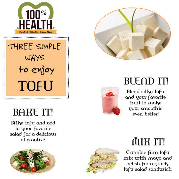 Wondering how to relish the amazingly versatile and adaptable Tofu? Here's how: http://t.co/bYeOisWm47