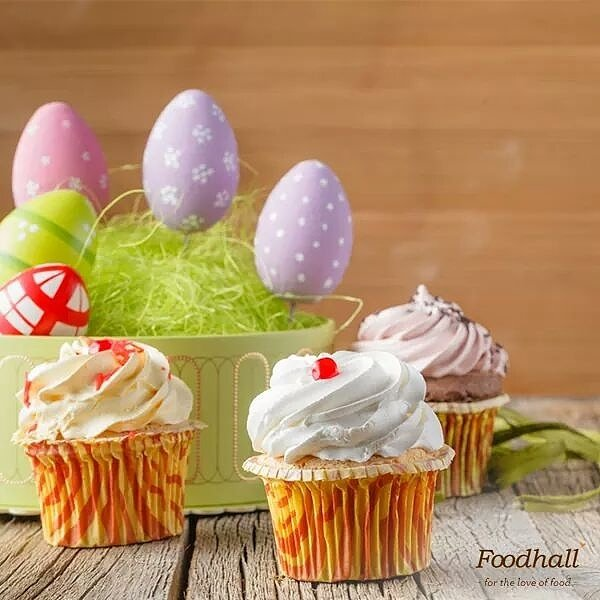 Bring in the spirit of Easter on a sweet note with Easter eggs, cupcakes and cross buns from Foodhall. https://t.co/OuyEBSQdfQ