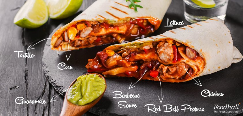 Who's in for a #quickbite? Try this #burrito #recipe and tell us how it was. https://t.co/X2H9riN8XX