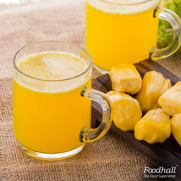 Give in to this refreshingly fruity blend of jackfruit, jaggery and coconut milk this season! #HealthyDrink https://t.co/JqzB4YQDeY