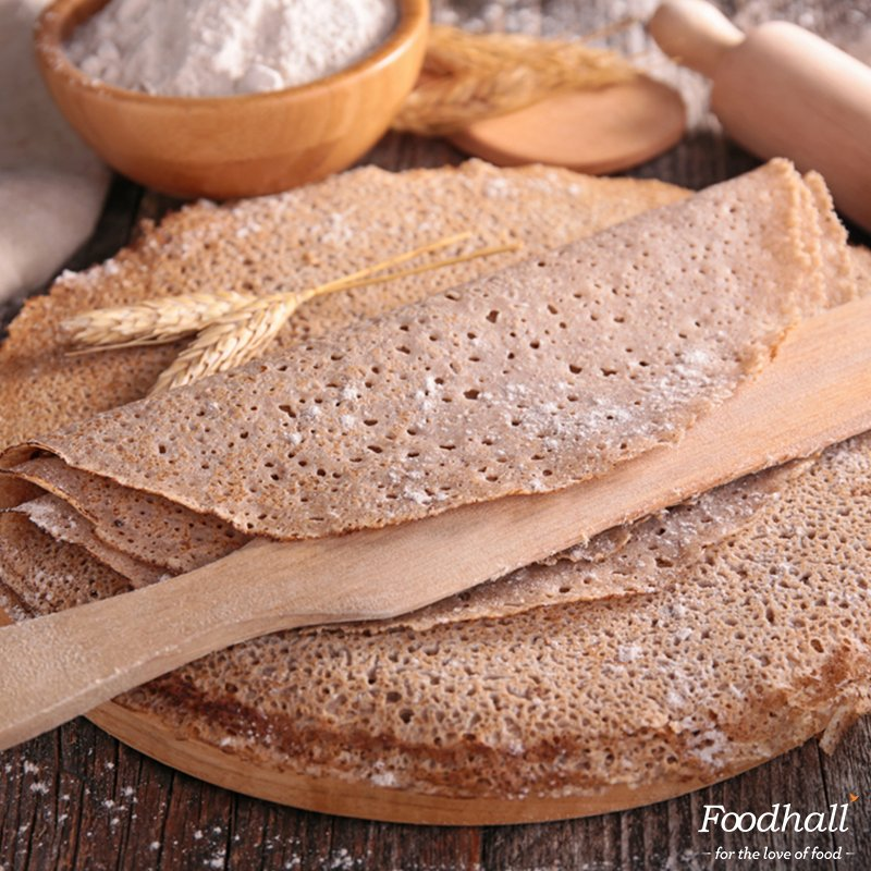 Did someone say gluten free crepes? Try our Buckwheat crepe batter and whip up some in your kitchen! https://t.co/GNR6KYEsYn
