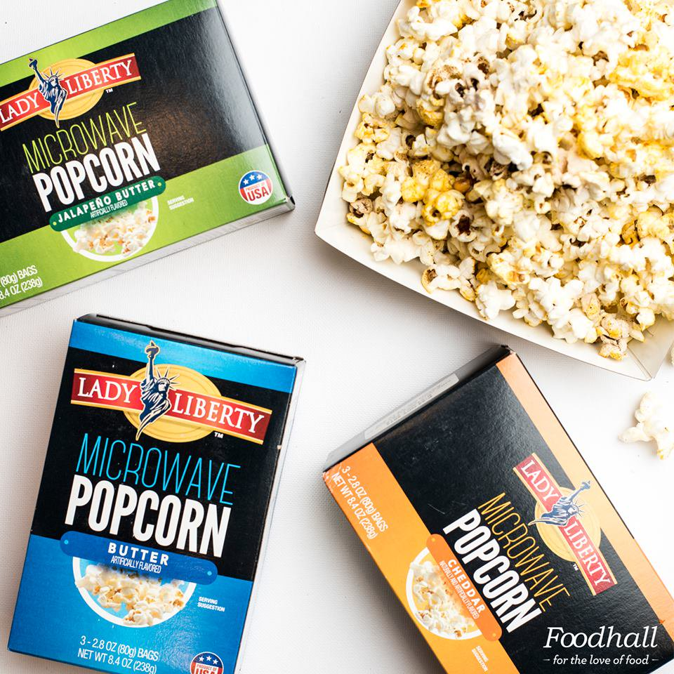 Popcorn & #movies go hand in hand. Walk into our store, choose from spicy, buttery or cheesy & let the binge begin! https://t.co/UVuwPVK4cm