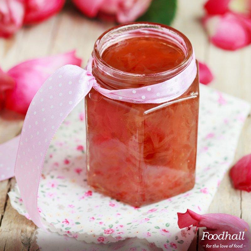For a #gift jam-packed with love, follow this #recipe for Rose Petal Jam made using ARQA Rose Petals. https://t.co/h3z6Dzm37m #Diwali https://t.co/hWmQLeB1fe