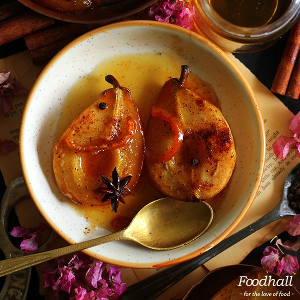 .@bakewithshivesh's Spiced Pears are the perfect side to #Christmas  meals & are nothing short of delicious! https://t.co/4yTMZ0UmKt https://t.co/VRF4mingWX