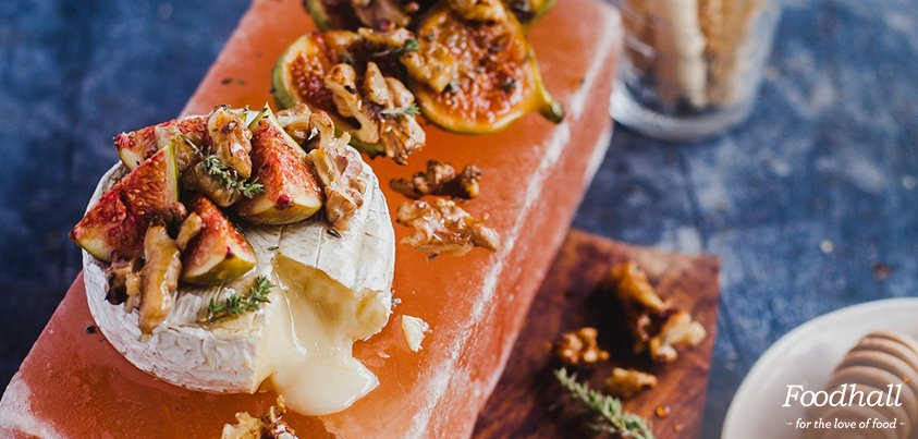 For a sophisticated touch to your #dinner table, serve baked brie & figs on ARQA Pink Salt Block. Curious? Know more:https://t.co/SBYwYtLvCs https://t.co/xaYV0chBBk