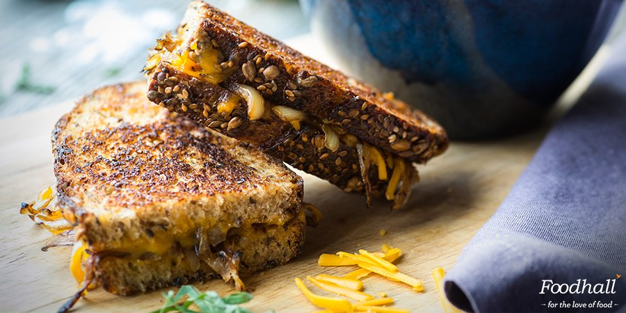 Master the art of grilled #cheese & take it a notch higher with gourmet combinations. Read more here & devour! https://t.co/tvVJfUpqR2 https://t.co/vQV6m2AlBf