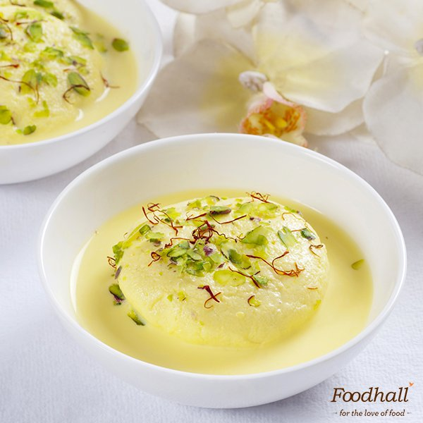 Melt-in-the-mouth Rasmalai is now available at our store for #Holi -  sample some & then buy some more! https://t.co/W12jKSl5Sj