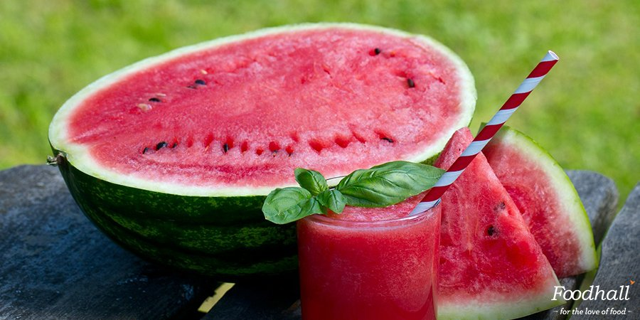 This Watermelon & Basil Cooler tastes like #summer in a glass! Get this refreshing #recipe from @bakewithshivesh: https://t.co/cQFgHTL35h https://t.co/Eakk1PdK7s