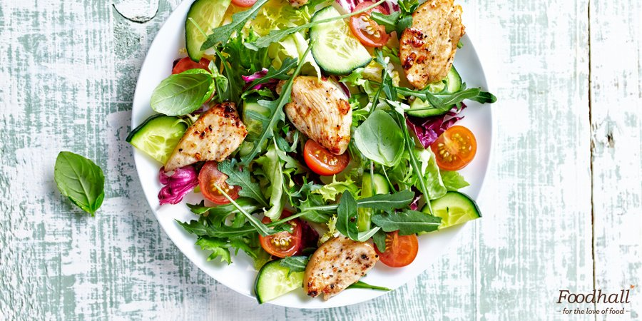 So #fresh, so green! Choose from our range of #salad leaves & try these #healthy salad #recipes from our website: https://t.co/uyPFNUnMle https://t.co/gE0pgxZOrN