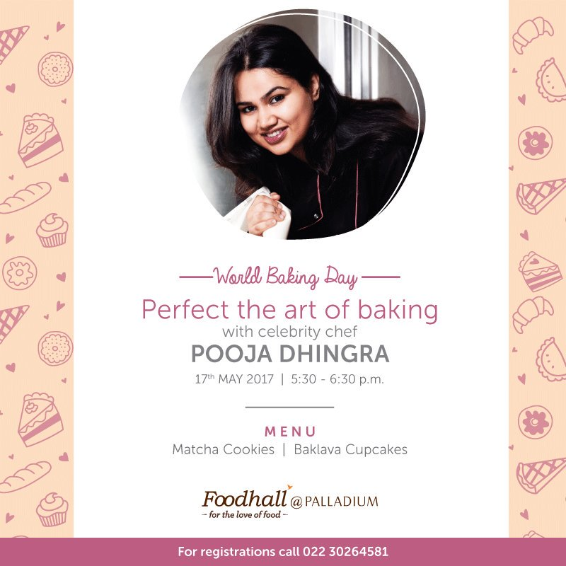 Foodhall,  baking, WorldBakingDay!, desserts