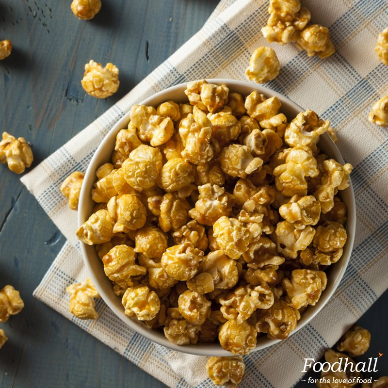 Watching the #game? Take a break & make caramel #popcorn! But wait, our version has a secret. Curious? Find out: https://t.co/T6zjbD4CHb https://t.co/goM3FfFoCt