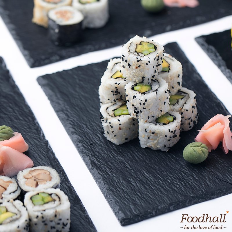 Foodhall,  Sunday, sushi?