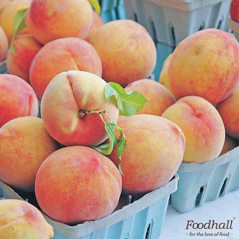 We've been looking forward to these sweet & juicy peaches all year! Come get them while they're still perfectly ripe!🍑🍑🍑 https://t.co/RWEZ9RCQ2j