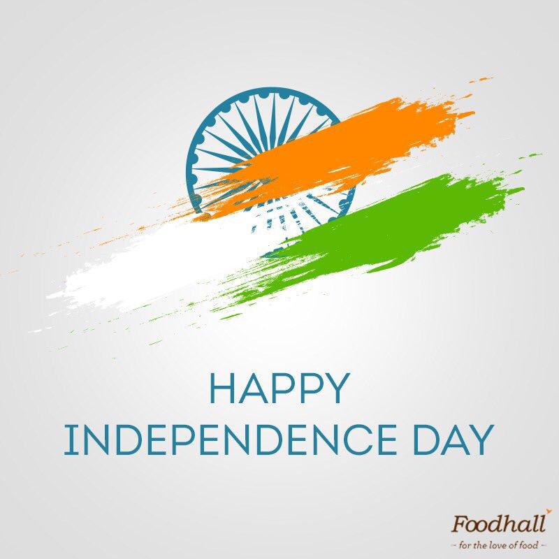 To a country with a rich history & richer flavours, #HappyIndependenceDay! https://t.co/NBYYjojqUq