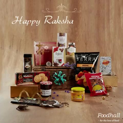 A special bond deserves to be celebrated. Tell your sister how much she means to you with a grand gesture.  #HappyRakshaBandhan https://t.co/AG5IhPt9Hr